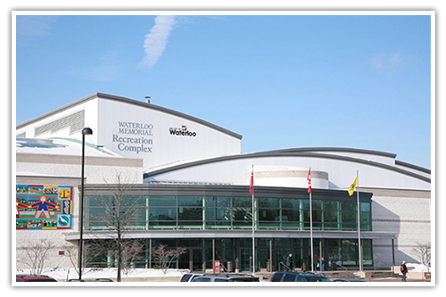 Adult recreation centre waterloo ontario